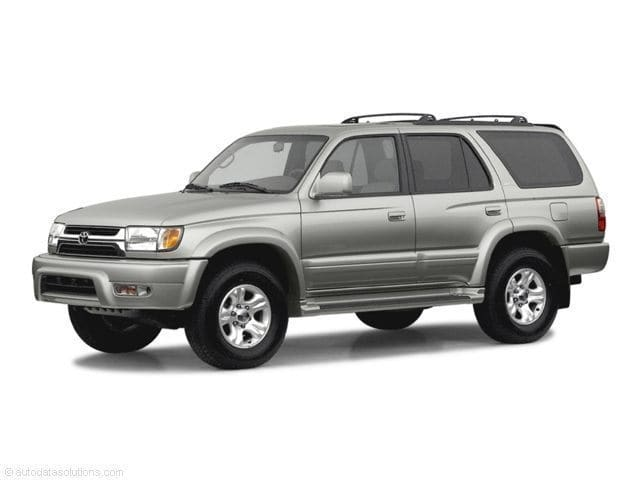 Photo Used 2002 Toyota 4Runner SUV Limited in Houston, TX