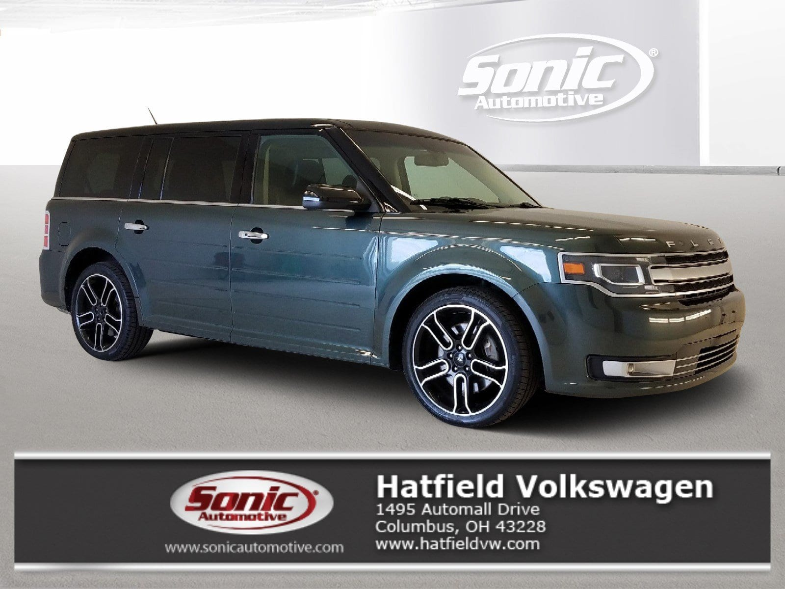 Photo 2015 Ford Flex Limited wEcoBoost SUV in Columbus