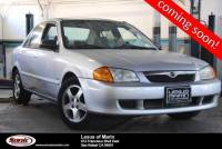 Pre Owned 2000 Mazda Protege 4dr Sdn ES Manual