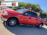 Pre-Owned 2006 Ford F-150 SuperCrew XLT Truck SuperCrew Cab in Oakland, CA