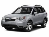 Used 2015 Subaru Forester 2.5i Premium Man 2.5i Premium PZEV For Sale in Colorado Springs, CO