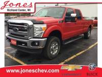 Pre-Owned 2012 Ford Super Duty F-250 SRW 4WD Crew Cab 6-3/4 Ft Box Lariat