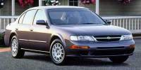 Pre-Owned 1997 Nissan Maxima 4dr Sdn GXE Manual