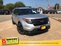 2014 Ford Explorer Sport SUV V-6 cyl