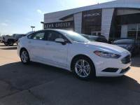Pre-Owned 2018 Ford Fusion SE VIN3FA6P0H76JR212707 Stock Number15206A