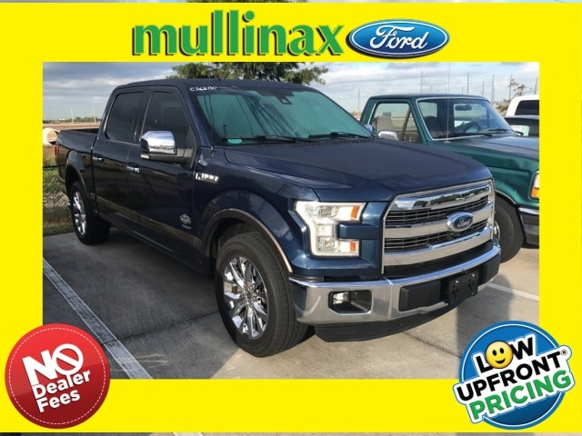 Photo Used 2015 Ford F-150 King Ranch Loaded With Options Truck SuperCrew Cab V-6 cyl in Kissimmee, FL