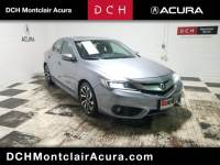 2016 Acura ILX 4dr Sdn w/Premium/A-SPEC Pkg