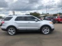 2015 Ford Explorer FWD 4dr Limited Sport Utility for Sale in Mt. Pleasant, Texas
