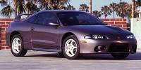 Pre-Owned 1997 Mitsubishi Eclipse RS