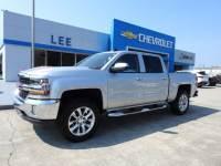 Pre-Owned 2018 Chevrolet Silverado 1500 Crew Cab Short Box 4-Wheel Drive LT VIN 3GCUKREH0JG460299 Stock Number 25193A