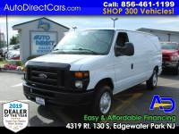 2011 Ford Econoline Cargo Van E-150 Commercial