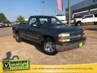 2002 Chevrolet Silverado 1500 LS Truck Regular Cab V-6 cyl
