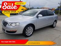2008 Volkswagen Passat Turbo 4dr Sedan 6A