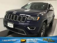 Used 2017 Jeep Grand Cherokee For Sale at Burdick Nissan | VIN: 1C4RJFBG1HC842325