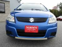 Used 2007 Suzuki SX4 For Sale at Norm's Used Cars Inc. | VIN: JS2YB413875100640