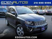 2015 Jeep Compass Latitude 4WD