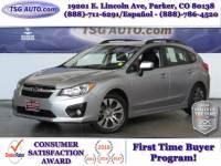 2013 Subaru Impreza Wagon 5dr Man 2.0i Sport Premium