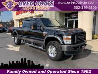 2009 Ford F-250 SD XLT Crew Cab Long Bed 4WD
