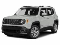 Used 2017 Jeep Renegade SUV Altitude in Houston, TX