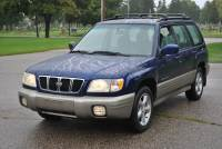 2001 Subaru Forester S for sale in Flushing MI