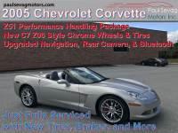 Used 2005 Chevrolet Corvette Convertible For Sale at Paul Sevag Motors, Inc. | VIN: 1G1YY34U455132739
