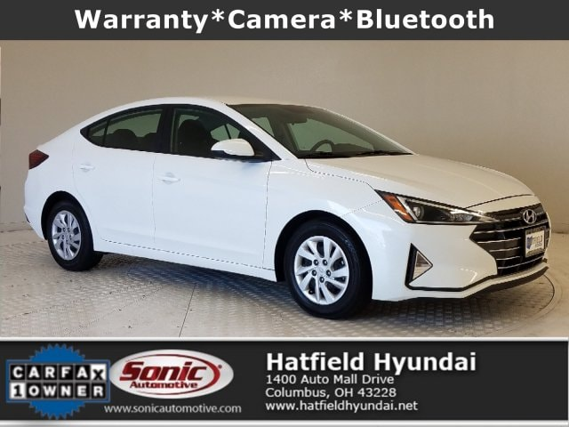 Photo 2019 Hyundai Elantra SE Sedan in Columbus
