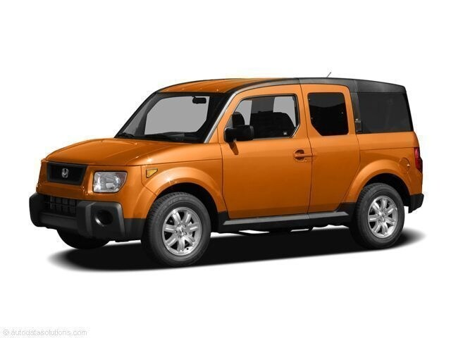 Photo Pre-Owned 2006 Honda Element LX SUV in St Augustine FL