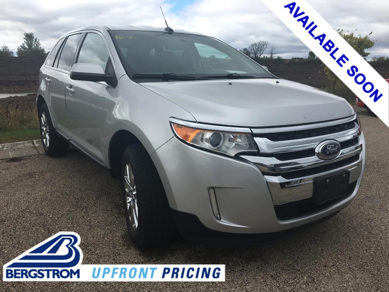 Photo Used 2014 Ford Edge 4dr Limited AWD For Sale in Oshkosh, WI