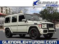 Used 2013 Mercedes-Benz G-Class G 63 AMG SUV