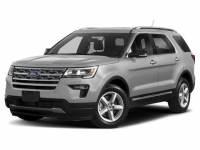 2019 Ford Explorer Limited 4WD SUV V6