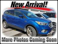 Certified 2017 Ford Escape SE SUV in Jacksonville FL