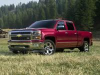 Used 2014 Chevrolet Silverado 1500 For Sale at Burdick Nissan | VIN: 1GCRCREH3EZ358598