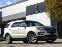 Pre-Owned 2017 Ford Explorer Limited Limited FWD 4 in Plano/Dallas/Fort Worth TX