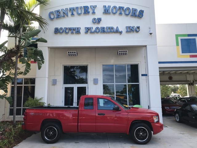 Photo 2008 Dodge Dakota Sport Leather Seats 4x4 Tow Package Hitch Bluetooth