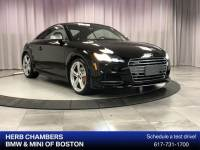 Pre-Owned 2017 Audi TTS 2.0T Coupe in Boston, MA