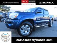 2007 Toyota Tacoma 4WD Double Cab Short Bed V6 Automatic