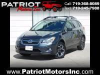 2015 Subaru XV Crosstrek 2.0i Premium PZEV CVT