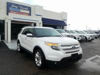 2012 Ford Explorer Limited Sport Utility 6