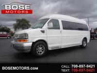 2008 Chevrolet Express LT 3500 Extended