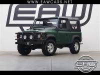 1995 Land Rover Defender 90 NAS SOFT TOP CONVERTIBLE D90