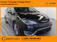 Certified 2018 Chrysler Pacifica Limited Van in Greensboro NC