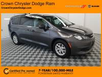 Certified 2017 Chrysler Pacifica Touring Van in Greensboro NC