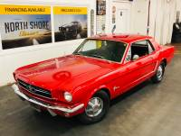 1965 Ford Mustang -CALIFORNIA PONY BLACK PLATE ORIGINAL-AUTOMATIC-NO RUST-SEE VIDEO