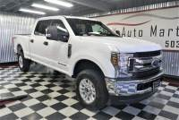 2019 Ford F-250 Super Duty XLT Crew Cab 4X4 Long Bed Diesel