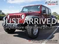 2011 Jeep Wrangler Unlimited Rubicon 4WD Rubicon