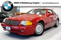 1990 Mercedes-Benz 560 Series 500SL Coupe