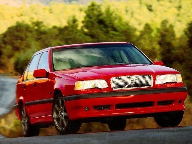 Photo 1997 Volvo 850 T5