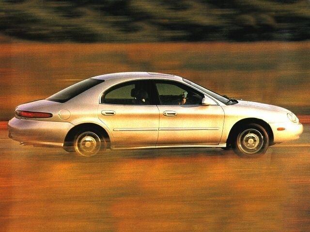 Photo 1996 Mercury Sable GS Sedan in Franklin, TN