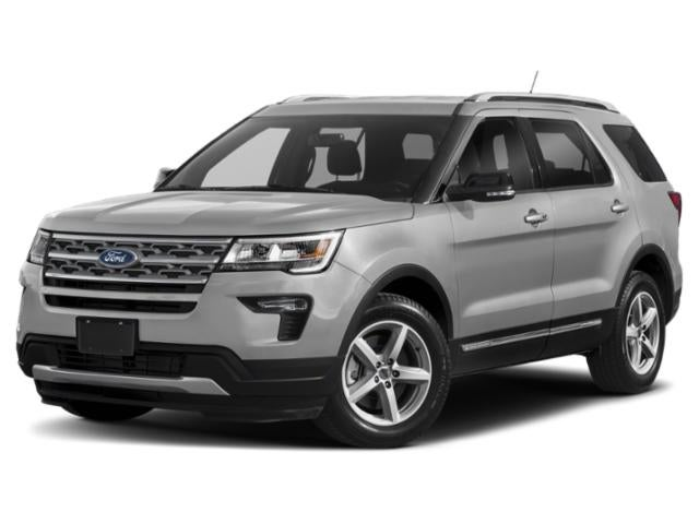 Photo 2018 Ford Explorer Limited - Ford dealer in Amarillo TX  Used Ford dealership serving Dumas Lubbock Plainview Pampa TX