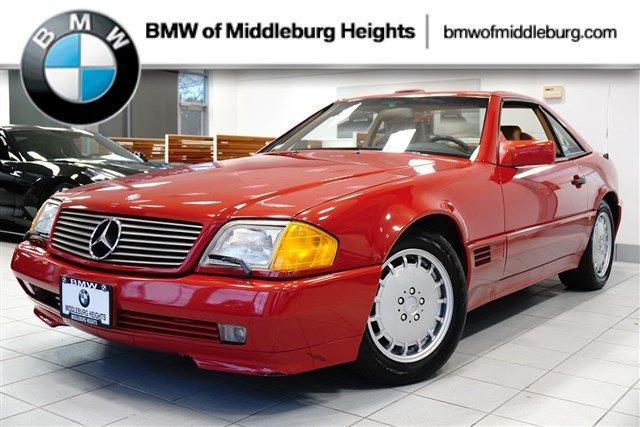 Photo 1990 Mercedes-Benz 560 Series 500SL Coupe